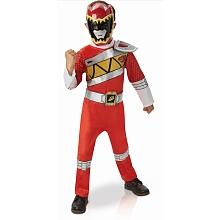 Déguisement Luxe Power Rangers Taille M (5/6 ans) - Rubie's