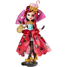 Poupée Ever After High Lizzie Hearts - Mattel