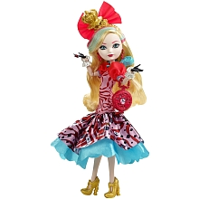 Poupée Ever After High - Apple White - Mattel