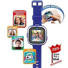 Kidizoom SmartWatch Connect Bleu - Vtech