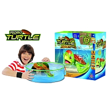 Robo Turtle - Aquarium + Tortue - Splash Toys