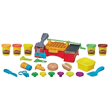 Play-Doh - Barbecue - Hasbro