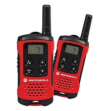 Motorola - Talkie-Walkie T40 - Rouge - Motorola