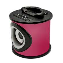 Mini Enceinte Bluetooth Rose - Teknofun
