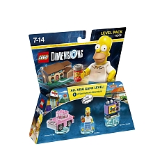 LEGO Dimensions - Pack Aventure - The Simpsons - Warner Bros Games