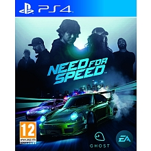 Jeu Playstation 4 - Need For Speed 2016 - Electronic Arts