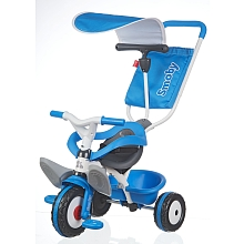 Smoby - Tricycle Baby Balade - Bleu - Smoby