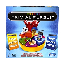 Trivial Pursuit Famille - Hasbro