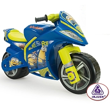 Moto Racing - Minions - Injusa