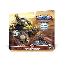 Skylanders SuperChargers - Combo Pack Terre (Shark Shooter Terrafin + Shark Tank) - Activision