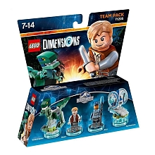 LEGO Dimensions - Pack Équipe - Jurassic World - Warner Bros Games