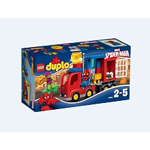 LEGO® DUPLO® Super Heroes - L'aventure de Spider-Man en camion araignée - Lego