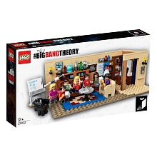 LEGO® Ideas  - The Big Bang Theory - 21302 - Lego