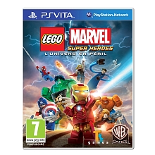 Jeu PlayStation Vita - Lego Marvel Super Heroes - Warner Bros Games