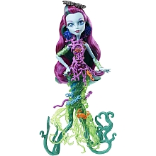 Poupée Monster High - Posea Reef DHB48 - Mattel