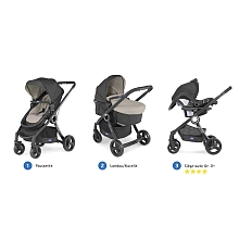 Poussette pack Urban Plus Dune - Chicco