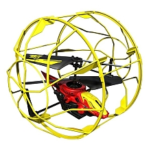 Rollercopter - jaune - Spin Master Toys