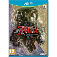 Jeu Nintendo Wii U - The Legend Of Zelda - Twilight Princess HD - Nintendo