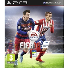 Jeu PlayStation 3 - FIFA 2016 - Electronic Arts