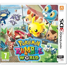 Jeu Nintendo 3DS - Pokémon Rumble World - Nintendo