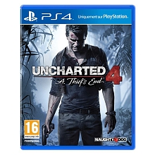 Jeu PlayStation 4 - Uncharted 4 : A Thief's End - Sony