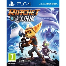 Jeu PlayStation 4 - Ratchet & Clank - Sony
