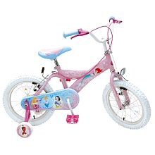 Vélo 16'' Disney Princesses - Stamp