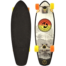 Skateboard 27'' - Kryptonics Cruiser - Fade Grey - Templar