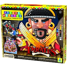 Sticky mosaics pirate - Au Sycomore