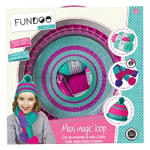 FUNDOO Twist -  Maxi Magic Loop - D'Arpeje