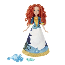 Poupée Disney Princesses Robe magique - Merida - Hasbro