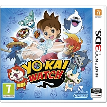 Jeu Nintendo 3DS - Yo-Kai Watch - Nintendo
