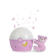 Chicco First Dreams - Projecteur Next2 Stars Rose - Chicco