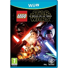 Jeu Nintendo Wii U - Lego Star Wars : Le  Réveil de la Force - Warner Bros Games