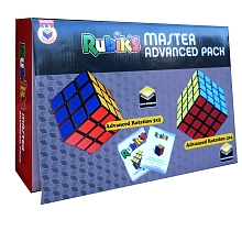 Rubik's coffret master advanced - Win Games