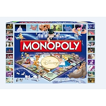 Monopoly Disney - Winning Moves