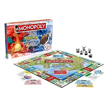Pokémon - Monopoly - Winning Moves