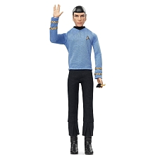 Poupée Barbie Collection - Star Trek Spock - Mattel