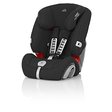 Siège-auto Evolva + Gr. 1/2/3 Cosmos Black - Britax Child Safety