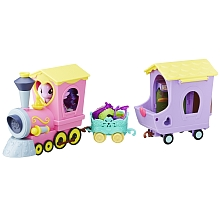 My Little Pony - Train de l'amitié - Hasbro