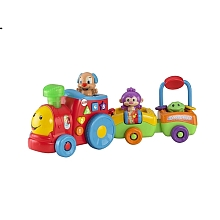 Fisher Price - Le petit Train de Puppy Eveil - Mattel