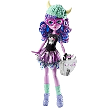 Poupée Monster High - Kjersti Trollson CJC62 - Mattel