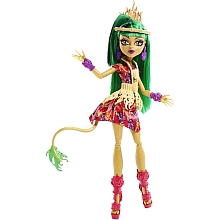 Poupée Monster High - Goule en vacances - Jinafire Long - Mattel