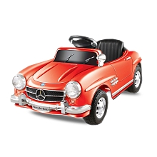 LDD Fast & Baby -  MERCEDES 300SL ROUGE - Fast & Baby