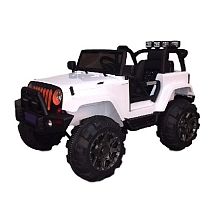 LDD Fast & Baby -  STYLE JEEP OFF ROAD BLANC - Fast & Baby