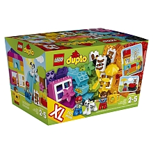 LEGO® DUPLO® Creative Play - Le set de constructions créatives LEGO® DUPLO® - 10820 - Lego