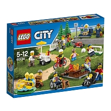 LEGO® City Town - La parc de loisirs - Ensemble de figurines City - 60134 - Lego