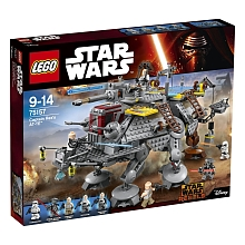 LEGO® Star Wars - L'AT-TE du Capitaine Rex - 75157 - Lego