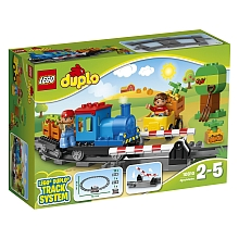 LEGO® DUPLO Town - Mon premier jeu de train - 10810 - Lego