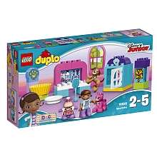 LEGO® DUPLO Doc McStuffins - Les soins vétérinaires de Docteur La Peluche - 10828 - Lego